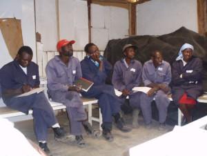 Partner Africa Training Session