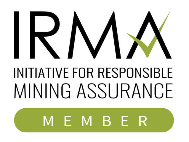 Initiative for Responsible Mining Assurance Logo